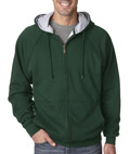 Men's Hooded Fleece