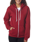 Women's Hooded Fleece