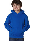 Youth Hooded Fleece